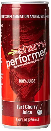 Cherry Performer Tart Cherry Juice 8.4 Fl. Oz. Can (12 Pack)