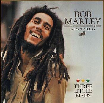 ผลการค้นหารูปภาพสำหรับ three little birds bob marley