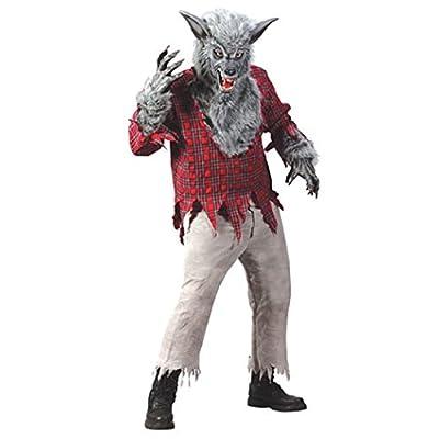 Child Werewolf Costume: Toys & Games