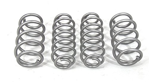 Lowering springs for Audi A4 S4 B6 /B7 Quattro Sedan 02 03 04 05 06 07 08 (Rev Spring)