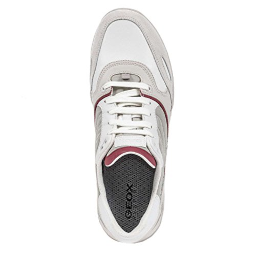 Geox Redc1s7v Uomo U Papyrus A Sandford Sneakers qxwYFpqRr