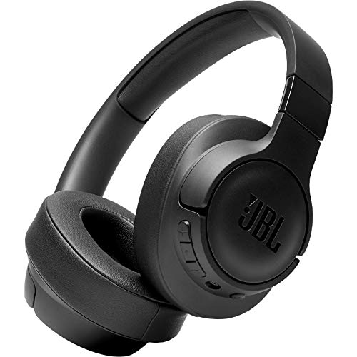 JBL Tune 700BT – wireless, over-ear bluetooth headphones with streaming and voice assistant, up to 27 hours of music…