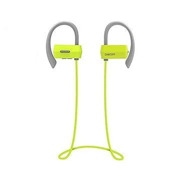Auriculares Bluetooth Deportivos, Tipo Corriente Auriculares inalámbricos, teléfonos móviles, Tipo audífonos Auriculares Tipo oídos Dobles: Amazon.es: ...