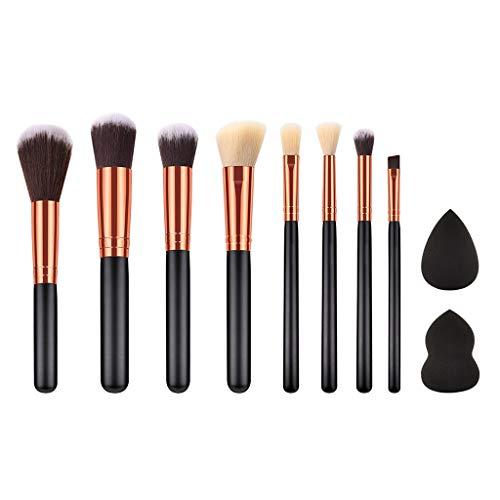 - ❤Lemoning❤ Top Makeup Brushes Tool Set Cosmetic Eye Shadow Foundation Beauty Make Up Brush
