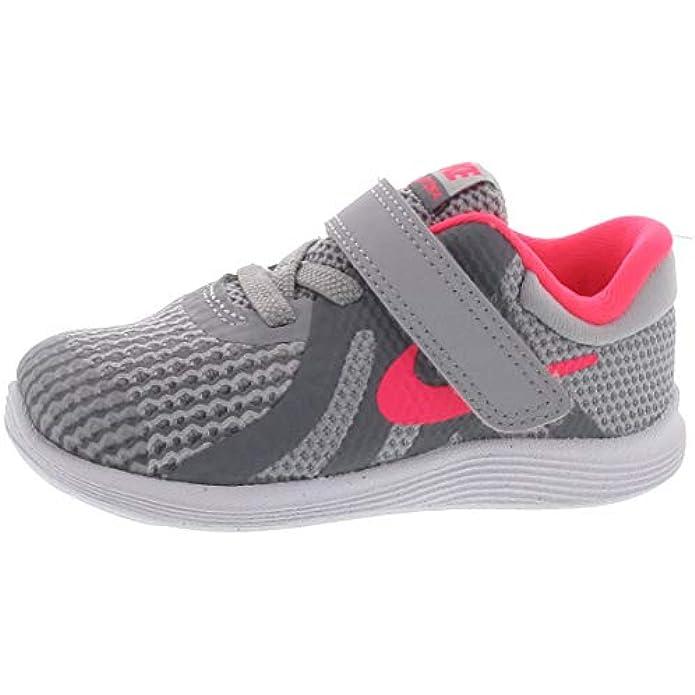 Nike Unisex-Child Revolution 4 (TDV) Running Shoe