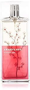 Armand Basi Sensual Red Eau De Toilette Spray for Her 100ml