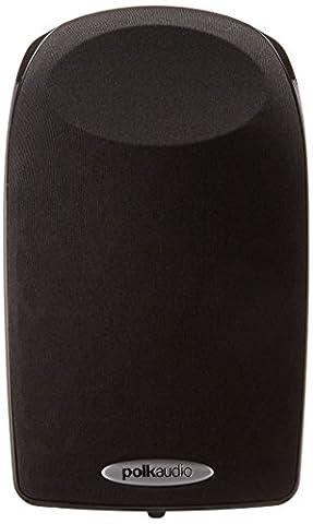 Polk Audio TL3 High Performance Satellite Speaker - Black, Single speaker - Priced and sold (Tl3 Polk)