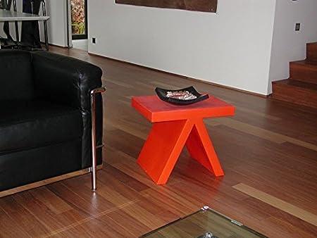 Verde 50x35 H 42 Slide Toy Tavolino