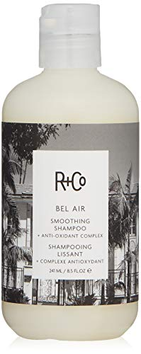 R+co Bel Air Smoothing Shampoo By for Unisex - 8.5 Oz Shampoo, 8.5 Oz (Best Smoothing Shampoo For Thick Hair)