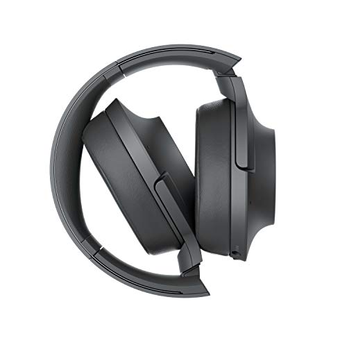Sony Sony whh900n hear on 2 wireless overear noise cancelling high resolution headphones, 2.4 Ounce by Sony (Image #3)