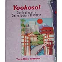 yookoso continuing with contemporary japanese pdf