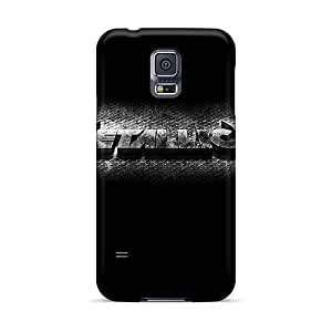 Scratch Protection Cell-phone Hard Covers For Samsung Galaxy S5 (jfF7019VqKq) Support Personal Customs Beautiful Metallica Pictures