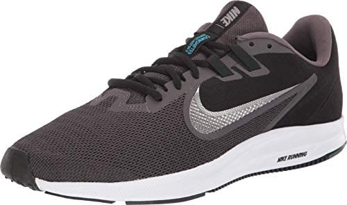 Empresario Camino Permanecer de pié  NIKE Men's Nike Downshifter 9 Shoe, thunder grey/metallic pewter - Black,  13 Regular US: Buy Online at Best Price in KSA - Souq is now Amazon.sa
