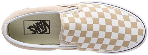 Checkerboard True On Unisex Frappe Classic White Trainers Slip Vans Adults' FPqwY41