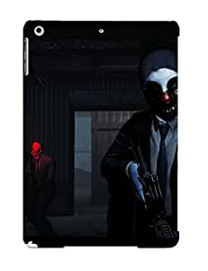 Pouchedgrate Anti-scratch And Shatterproof Payday 2 Phone Case For Ipad Air/ High Quality Tpu Case