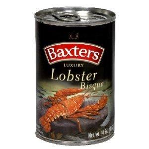 Baxters Luxury Lobster Bisque, 14.5 Oz Creamy Lobster Bisque