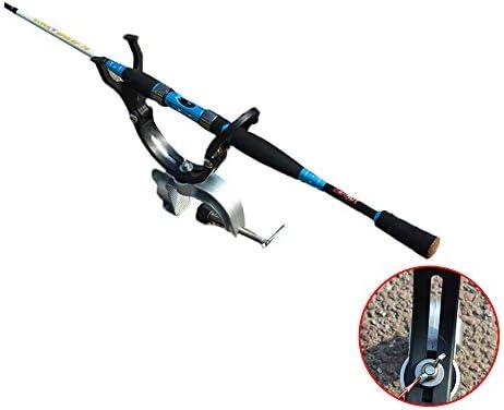 Pjzfsmyxgs 釣り竿ホル ダークランプ 釣り竿ブラケット ボート釣り 釣り竿 ロッドホルダー 便利 耐久性 丈夫 調整可能 固定可能 取り外し可能 カヤック釣りボートサポートポールスタンドブラケット