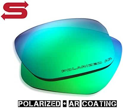 GREEN Oakley Holbrook Lenses POLARIZED by Lens Swap. GREAT QUALITY & FITS PERFECTLY. Oakley Holbrook Replacement Lenses.