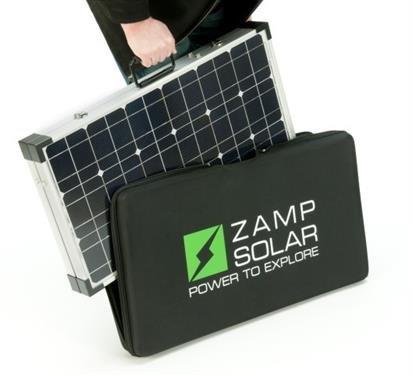 Zamp Solar ZS-US-120-P (Zamp Solar 160p Solar Portable Charge Kit)