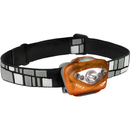 Translucent Flashlight Tec (Princeton Tec Vizz Headlamp (420 Lumens, Orange))