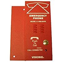 Viking - Standard elevator phone box mo