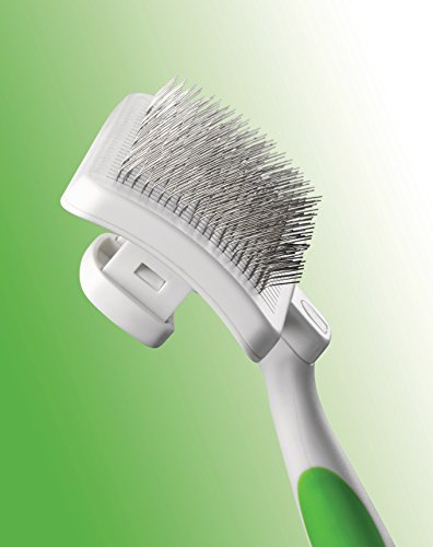 Andis Pet Self-Cleaning Animal Slicker Brush (40160) by Andis (Image #5)