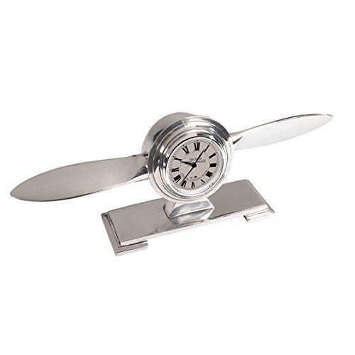 12 in. Propeller Clock (Wood Propeller Clock)