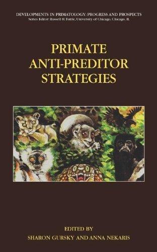 Download Primate Anti-Predator Strategies (Developments in Primatology: Progress and Prospects) Pdf