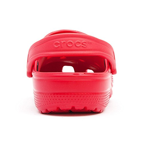 Crocs Classic, Zoccoli Donna Rosso(Rouge)