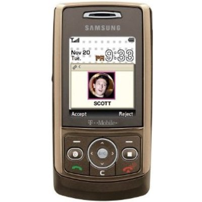 Samsung T819 Quad-Band 3G Unlocked Cell Phone with 3MP Camera, Touchscreen, Email, Bluetooth, Expanded Memory US Version No Warranty (Bronze) (Samsung Sgh T819 T-mobile)