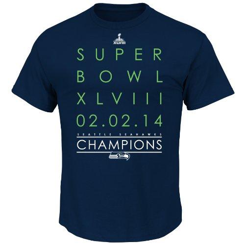Nfl Super Bowl Champion Seattle Seahawks Winners Take Vi T