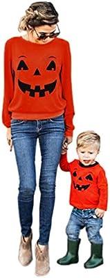 minertech Halloween familia ropa madre entre padres e hijos ...