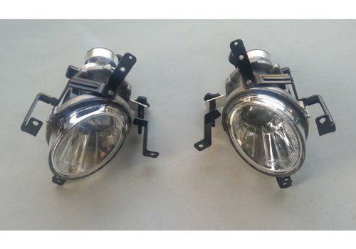 Kia Magentis Set - Kia Motors Genuine Fog Lights Lamp Assembly Left Right 2-pc Set For 2007 2008 Kia Optima : Magentis