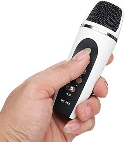 4 Mode Voice Changer Microphone For Iphone Apple Smartphone ...