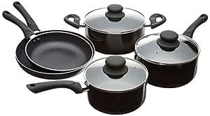 Amazonbasics bater a de cocina antiadherente 5 piezas for Amazon bateria cocina