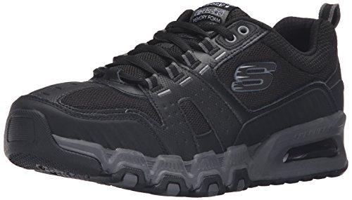 Sneachers Sport Men's G Force Air Oxford Sneaker, Nero / Carbone