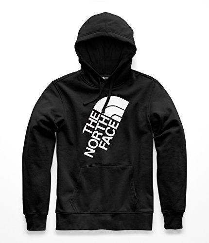 The North Face Men's Jumbo Half Dome Hoodie - TNF Black & TNF White - - Jacket Hooded Face North Mens