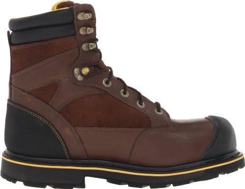 Keen Utility Hombre Sheridan Insulated Comp Toe Work Bota Cascade Brown