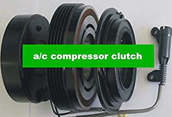 GOWE automático a/c compresor para 7seb16 C Auto a/c compresor embrague de embrague para BMW E39 E46: Amazon.es: Bricolaje y herramientas