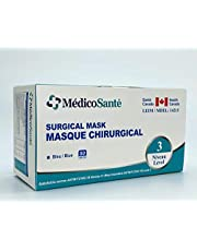 Graphene Free Surgical Mask - Medical Mask ASTM Level 3 by MédicoSanté