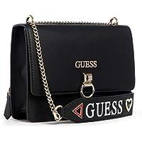 GUESS Womens Leonie Cross-Body Bag