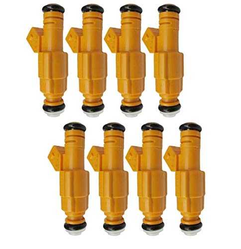 Blue Thunder Fuel - 8X 0280155700 Fuel Injectors for Ford Explorer Thunderbird Lincoln Town Car