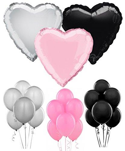 Paris Theme Party Balloon Decoration -