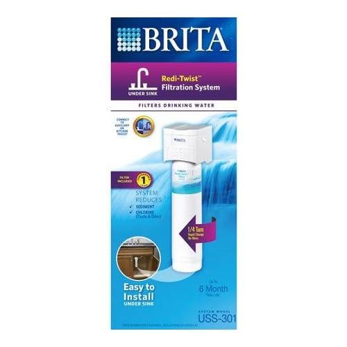 70 Off Brita Redi Twist 1 Stage Under Sink System