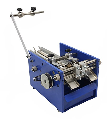 Huanyu Instrument bulk & taped resistance Resistor cut form machine (U Type) by Huanyu Instrument