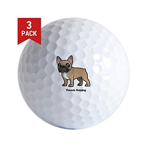 Bulls Golf Ball - 4