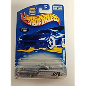 '63 Thunderbird 2003 Hot Wheels diecast car No. 119