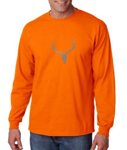 Alaskan Hardgear RR-11Elk Elk Long Sleeve Graphic Tee, Sm...