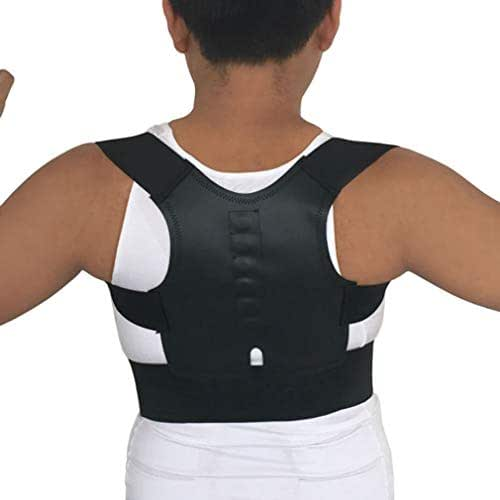 Comfort Posture Corrector and Back Support Brace, Back Pain Relief for Men Women and Children
