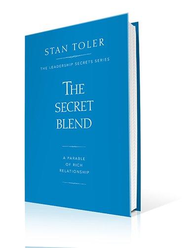 Download The Secret Blend: A Parable of Rich Relationships (Leadership Secrets) pdf
